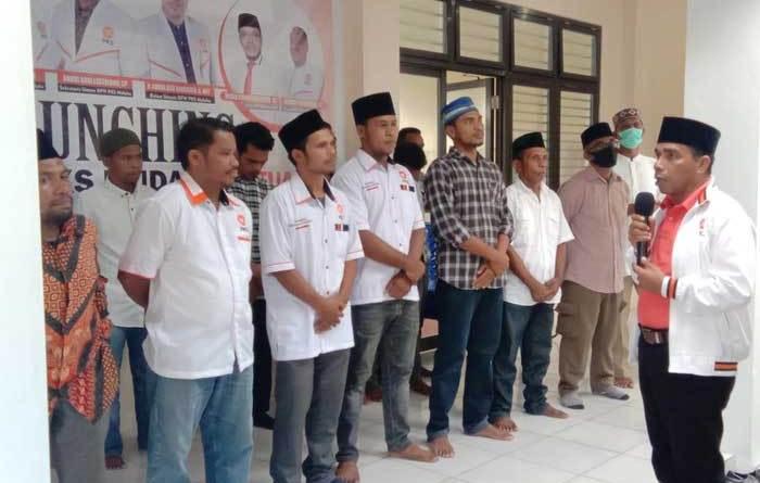 Ketua DPW PKS Maluku, yang diwakili Ketua Bidang Pembinaan Daerah, Amir Rumra, Selasa ( 20/04/2020 ), secara resmi melaunching PKS Muda Kota Tual dan Kabupaten Maluku Tenggara
