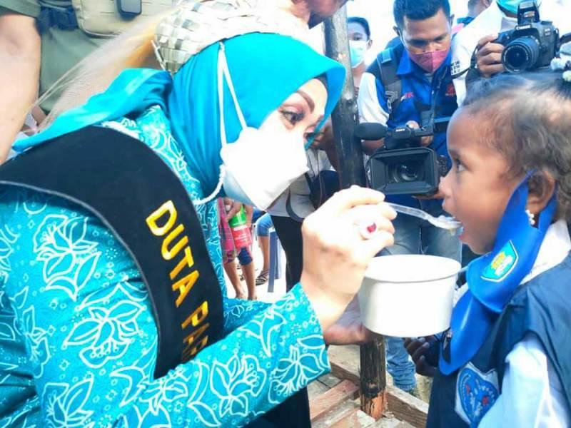 Duta-Parenting-Maluku-kunjungi-Desa-Tunguwatu-Kabupaten-Kepulauan-Aru