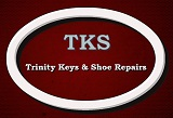 Trinity Keys & Shoe Repairs Logo