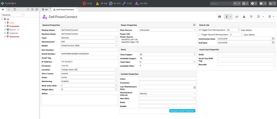 Dell PowerEdge Screenshot