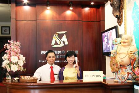 Morning Star Hotel A Hotels In Hanoi Vietnam