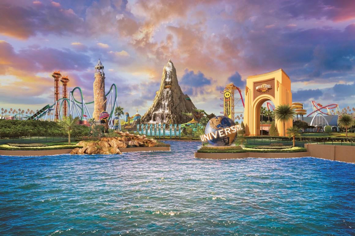 Universal Orlando Resort Destination Scope Image
