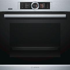 Kitchen Aid Ovens Design Ideas Photos Bosch博世嵌入式蒸汽辅助烤箱hrg636xs6 烘培感应智能互联 厨房辅助烤箱