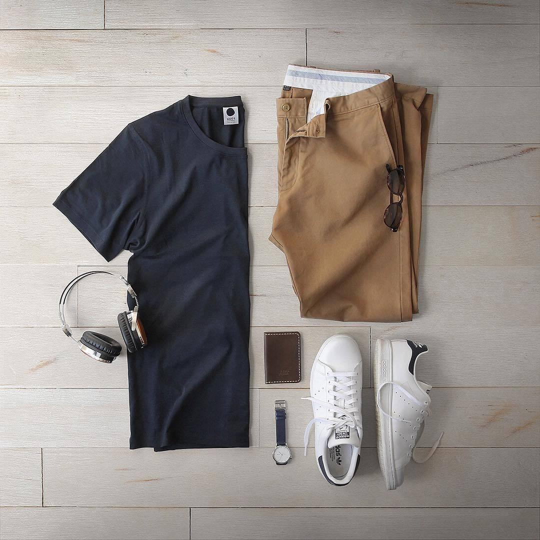 pantalones ideas de looks informales o casuales