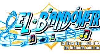 El Bandometro - La Lista de popularidad de Tubanda