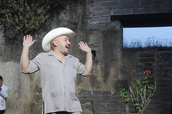 Lupillo Rivera graba sencillo de José Alfredo Jiménez