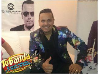 """Carlos Sarabia lanza """"Aunque lo niegues"""""""
