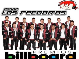 La Banda Los Recoditos se encuentra nominada a Premios Latin Billboard 2015