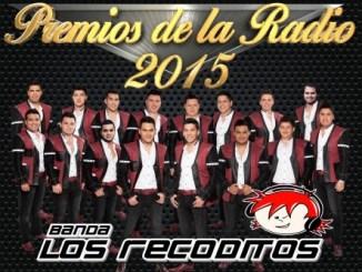 Los Recoditos nominados en Los Premios de la Radio