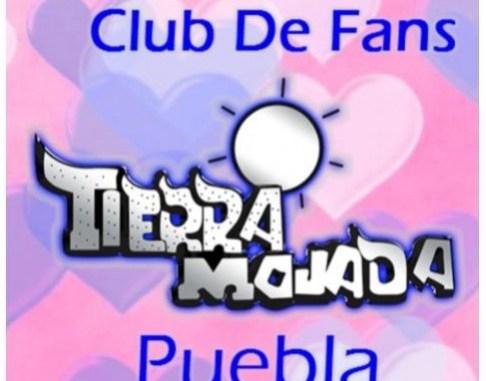 Club de Fans Tierra Mojada Puebla