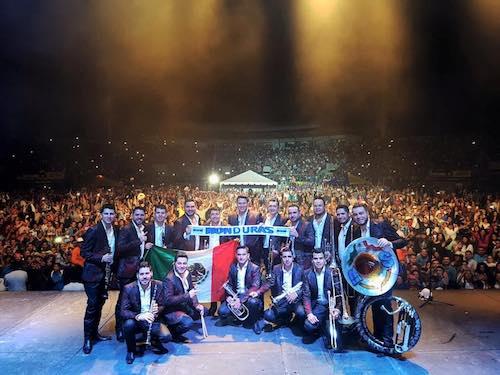 Banda MS en Honduras