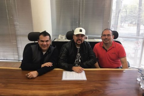 Fidel Rueda firma con Remex Music