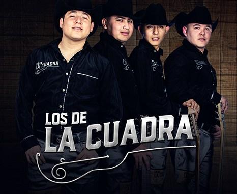 Los de la Cuadra - Latin power music