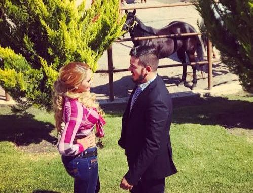 Pancho Uresti y Melissa - Video Pistearémos