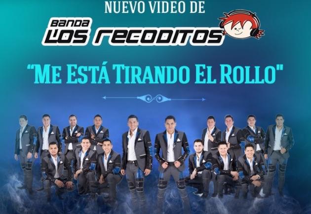 Banda Los Recoditos - Me está tirando el rollo