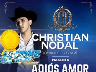 Christian Nodal - Lugar 1 de #ElBandometro