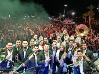 Banda El Recodo se anota otro éxito más al romper récord de asistencia en sus presentaciones de este pasado fin de semana!