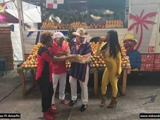Merenglass Ft Amarfis - Mango