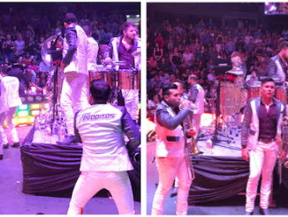 Banda Los Recoditos en el Domo Care Monterrey