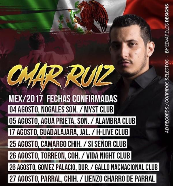 Omar Ruiz - Agenda México