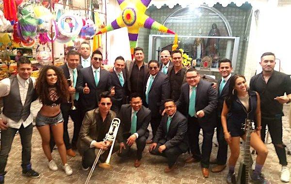 Angel Venegas y Grupo G - Conga y Timbal