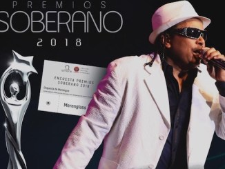 Merenglass - Premios Soberano