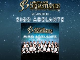 Banda Los Sebastianes - Sigo adelante