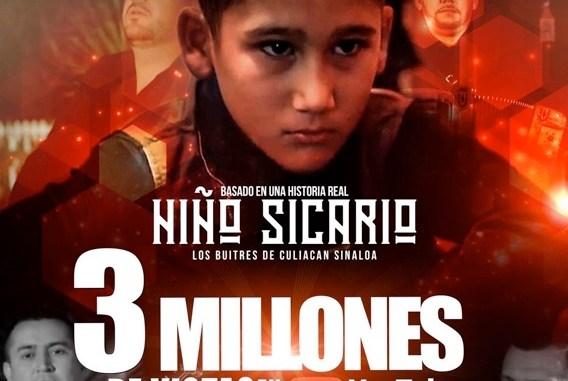 Niño Sicario - Los Buitres de Culiacán Sinaloa