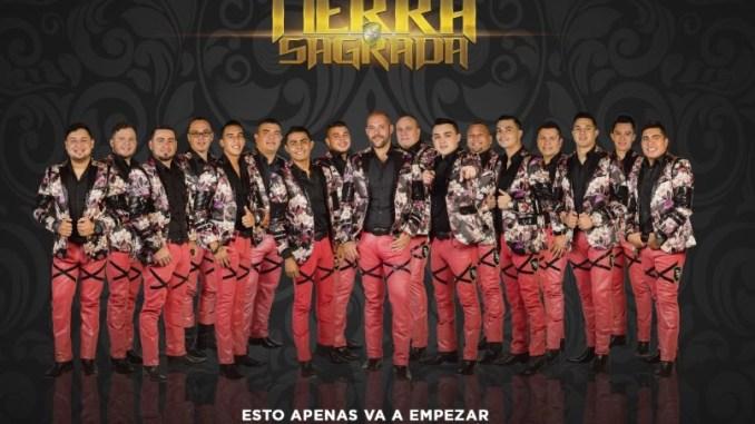 """Banda Tierra Sagrada regresa a la escena con el corrido """"Esto apenas va a empezar"""""""