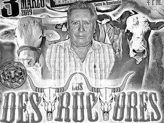 3 de marzo de 2019, llega a Rodeo Texcoco los mejor del Jaripeo con Toros de Rancho Los Destructores de Memo Ocampo vs 10 jinetes de la Palomilla Los Niños de Praga de Cabrito de San Pablo y en los sones Banda La Fregona del Compa Makario y dosbandas más. Las puertas abren a las 4pm. Preventa Adultos $ 180.00, Niños $ 140.00