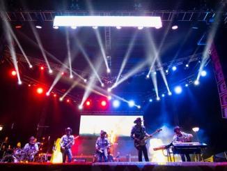 """Grupo Bronco consigue rotundo éxito en el """"Sombrero Fest"""" de Brownsville, Texas."""