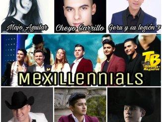 Talento del regional mexicano unido en Mexillennials.