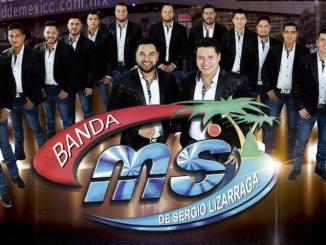 Banda MS acumula 16 temas de manera consecutiva en primer lugar de popularidad en radio.