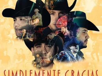 """Calibre 50 estrena """"Simplemente gracias"""" un tema romántico composición de Edén Muñoz."""