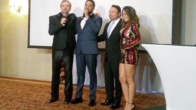 """Alejandro Tommasi impulsa la carrera del cantautor Marco Peña con """"El Mero Mero"""""""
