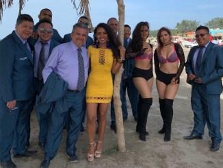 """Grupo Blanco y Negro estrena el video de """"Y me volví a enamorar"""" y recibirá una Palma de Oro"""