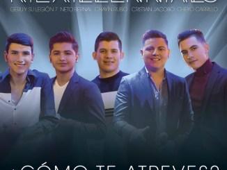 """Llegaron los """"Mexillennials"""" de la música mexicana con su sencillo """"Cómo te atreves"""""""