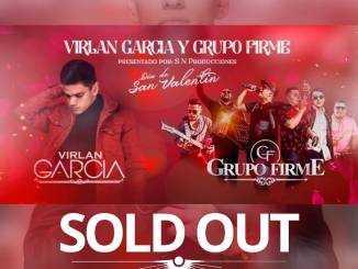 Virlán García y Grupo Firme