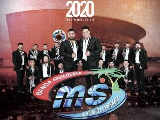 Banda MS busca nuevas fechas para sus conciertos pospuestos en Guadalajara.