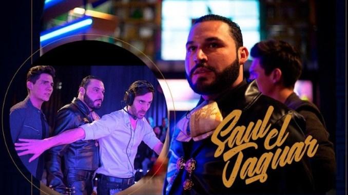 Saúl El Jaguar le entra a la actuación en televisión