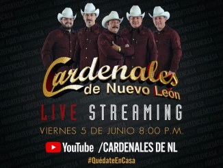 Los Cardenales de Nuevo León ofrecerán concierto virtual este 5 de Junio 2020