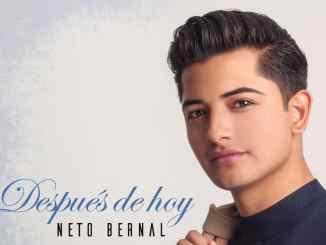 """En entrevista Neto Bernal presenta su disco """"Después de hoy"""" y su sencillo más reciente """"Presúmeme"""""""