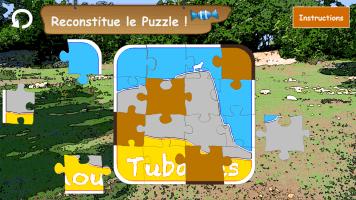 Un de vos défis, le puzzle !