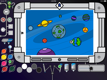 Screenshot 4 - pitchou Space
