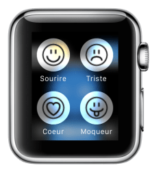 Image support Apple Watch 4 - eyeFree
