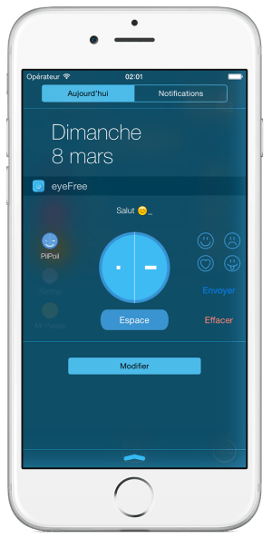 Image support  Widget - eyeFree