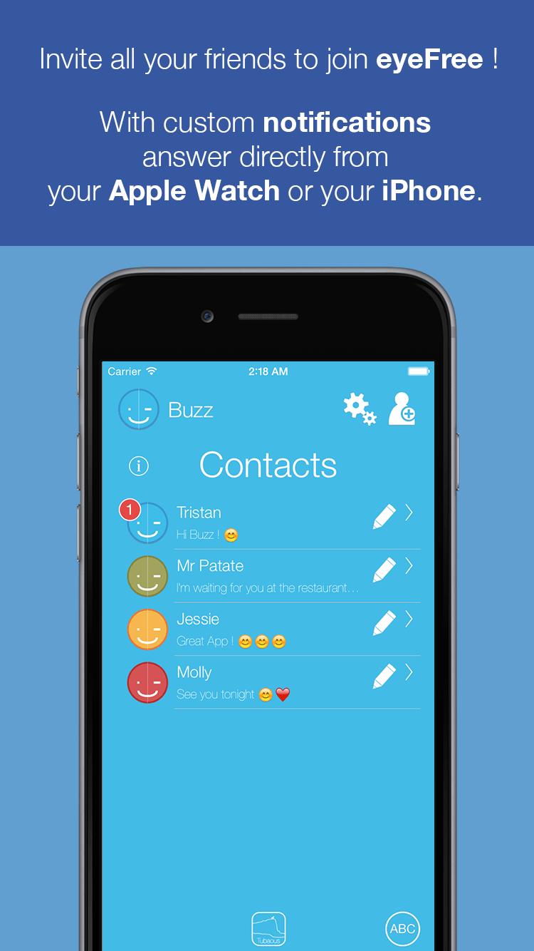 Screenshot 3 - eyeFree