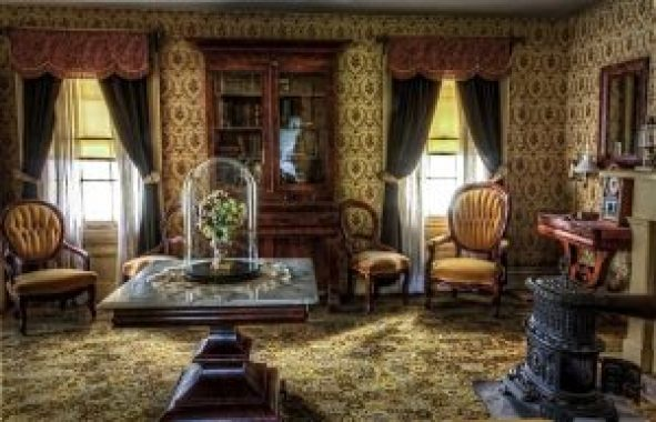 Different periods and styles interior design Image