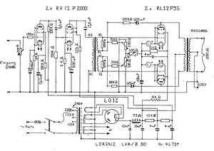 Schematic Fender Jaguar B Rickenbacker 4003 Schematic