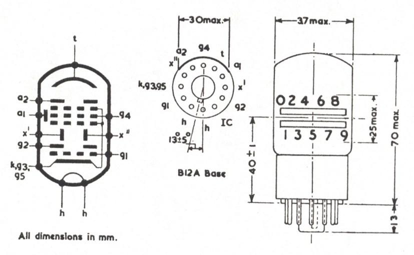 Nocrotec E1T Clock (Cooler than Nixie?)